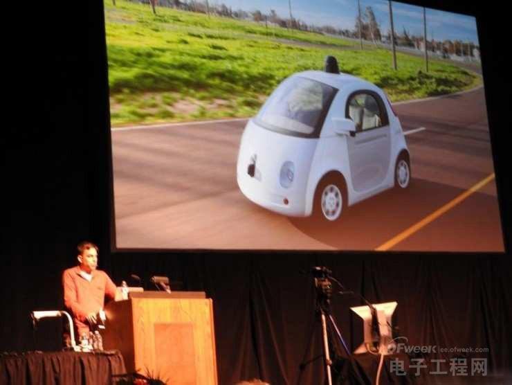 谷歌:自动驾驶是芯片发展的主要驱动力