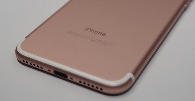 iPhone 7取消3.5mm耳机插孔 苹果却是大赢家