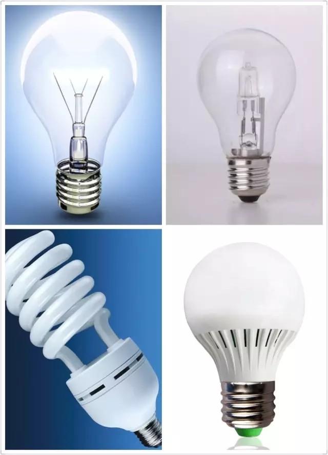 美国白炽灯、卤素灯、节能灯和LED球泡的现状及发展趋势
