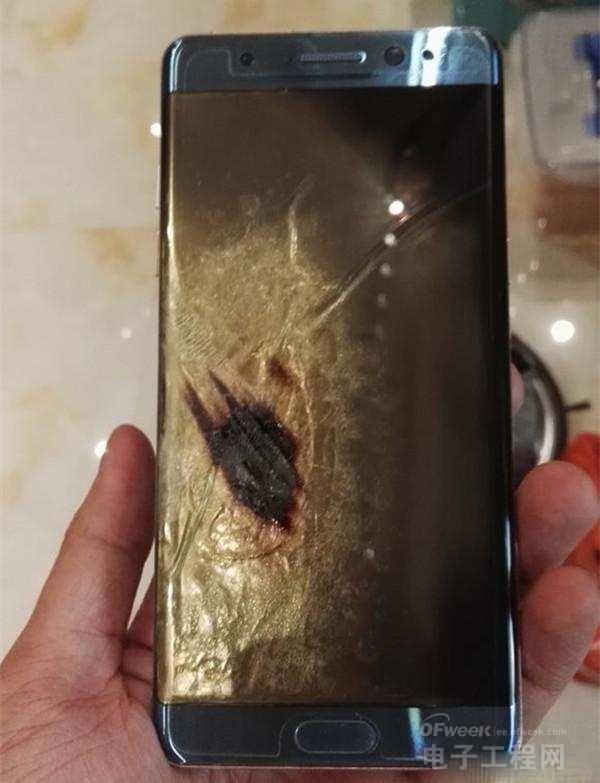 海外Note7计划重新上市 国行版连续爆炸