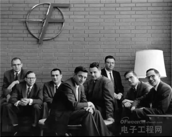 硅谷群侠传:半导体风云(1960-1980)