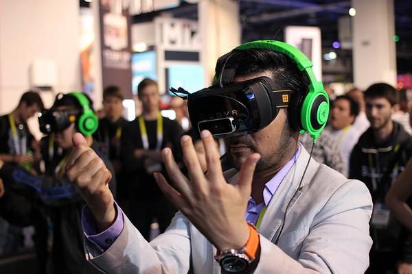 投资VR芯片公司 做大做强本土集成电路产业