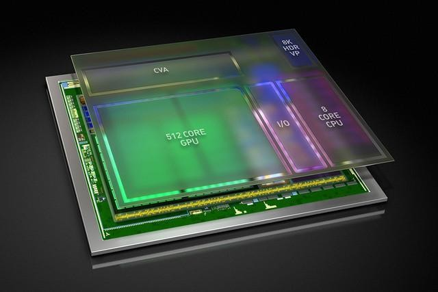 英伟达推出自动驾驶专用芯片 强大到可以玩游戏