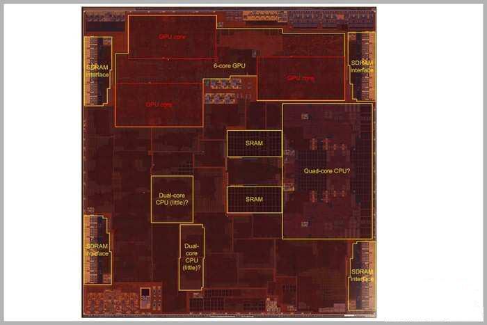 A10 Fusion芯片彰显苹果设计功力 可望省下数亿美元成本