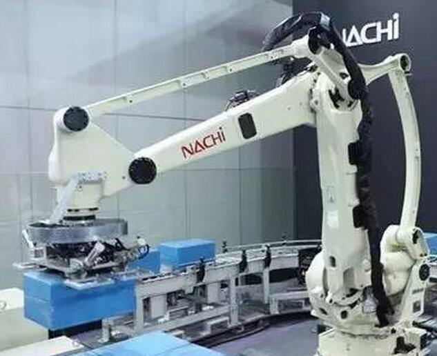 2016年世界工业机器人排名前十的公司-2016年