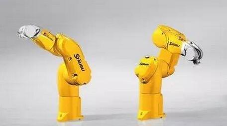2016年世界工业机器人排名前十的公司