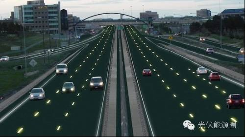 太阳能公路