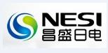 昌盛日电logo