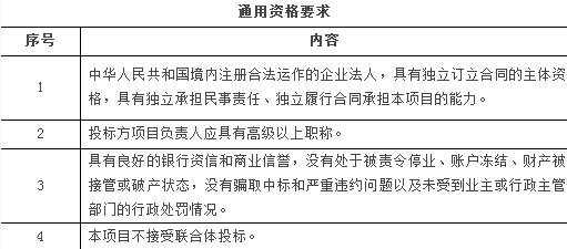 南方电网配电网规划技术标准修订研究招标公告