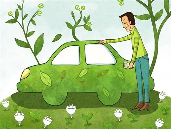 """电动汽车是不是""""垃圾""""?发展趋势不可逆转!"""