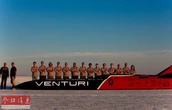 最高时速达576公里!世界最快电动车诞生