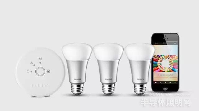 这五款智能照明系统深得国外用户喜爱
