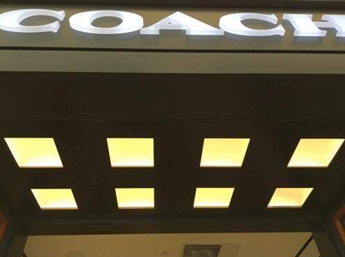 发现欧切斯之旅:奢侈品牌COACH连锁店