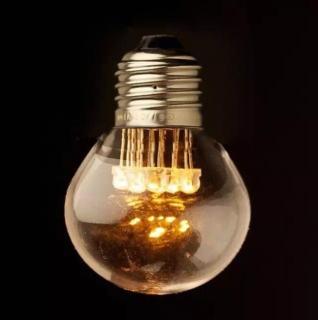 白炽灯即将退出市场 LED灯丝灯能否抢夺市场?