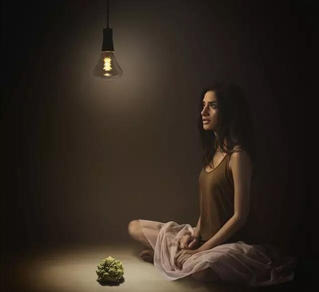 一盏LED灯泡让你领略绝代风华的精致与唯美