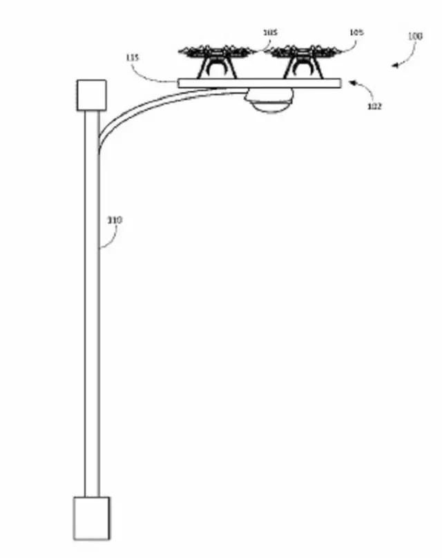 跨界整合:LED路灯+无人机发展成趋势