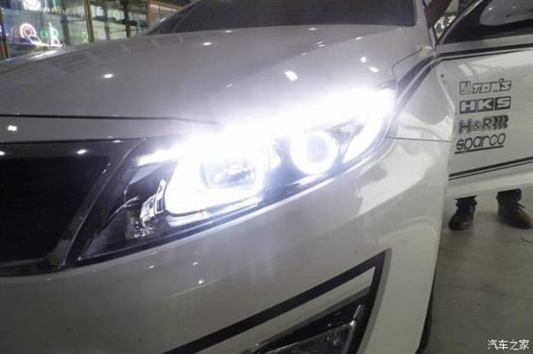 """卤素、氙气、LED、激光,谁将成为车灯界的""""扛把子""""?"""