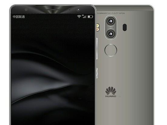 华为Mate9工程机谍照曝光:单LED闪光灯+双摄像头