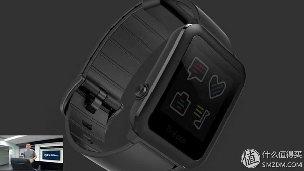 Wellop唯乐小黑3智能心率手表开箱评测 跑着跑着就发布了