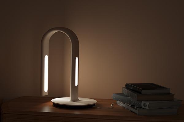 """亚博网APP照明""""7""""字台灯发售 售价199元贵不贵?"""