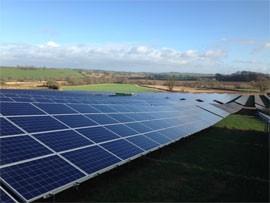 OPDE,太阳能光伏农场