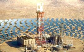 太阳能热发电站,CSP