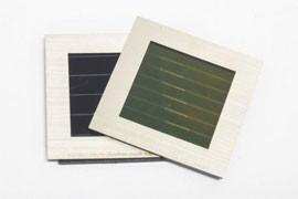 钙钛矿/CIGS薄膜太阳能光伏组件堆