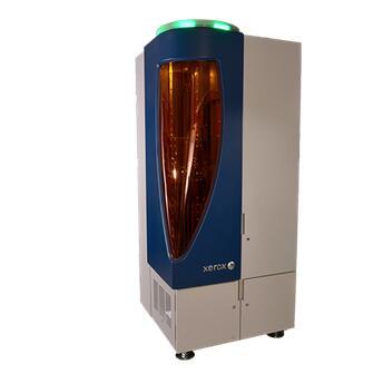 """施乐发布最新喷墨打印机可将3D对象""""彩色化"""""""