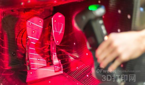 科尼赛克用3D扫描技术简化超跑质量控制过程