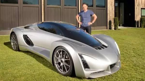 Divergent微工厂打造的超跑:刀锋