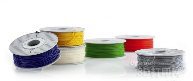威宝公司推出PET和高性能PLA 3D打印耗材