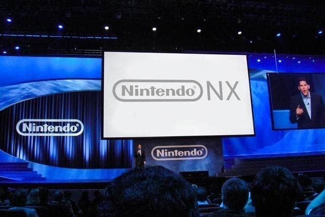 传任天堂NX将放弃锁区:内置32GB存储