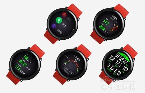 华米Amazfit智能手表 用10个数字揭秘:这样的手表你会喜欢么?