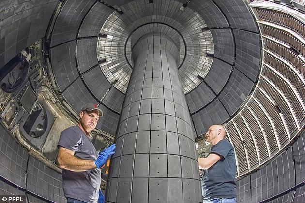 """美国公布核聚变电厂计划:""""恒星""""能量用之不竭"""