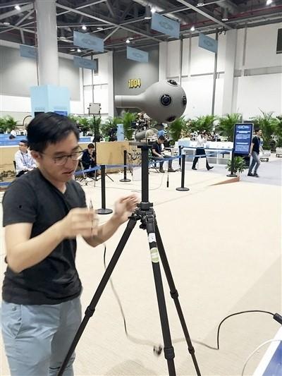 "G20峰会在即 VR""黑科技""抢先亮相"