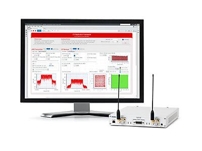 新版LabVIEW Communications推动5G的快速原型化