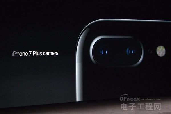 iPhone 7 Plus双摄头解析:吊打安卓机