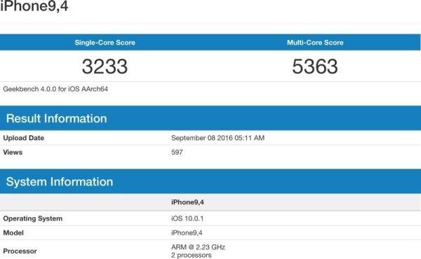 """用""""芯""""说话!iPhone 7 Plus最新跑分"""
