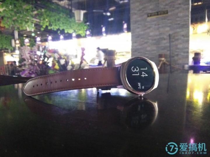 Ticwatch2智能手表评测:舒畅优美 圆了向往