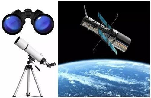 """【解密】""""天宫二号""""空间实验之""""天极""""望远镜"""