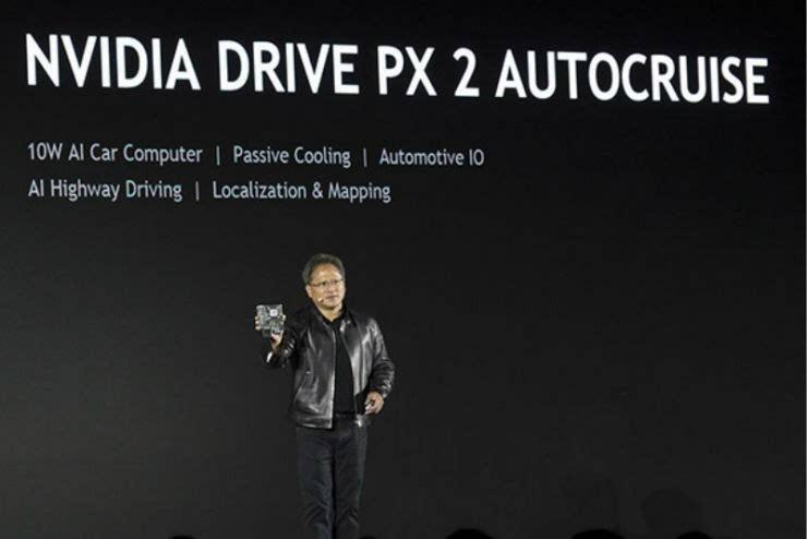 英伟达CEO黄仁勋:自动驾驶是AI计算问题