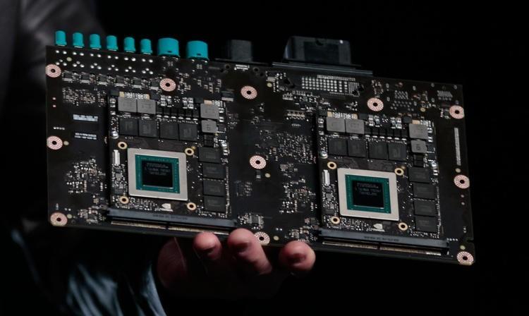 """英伟达出了""""新""""的自动驾驶芯片 它能干嘛?"""