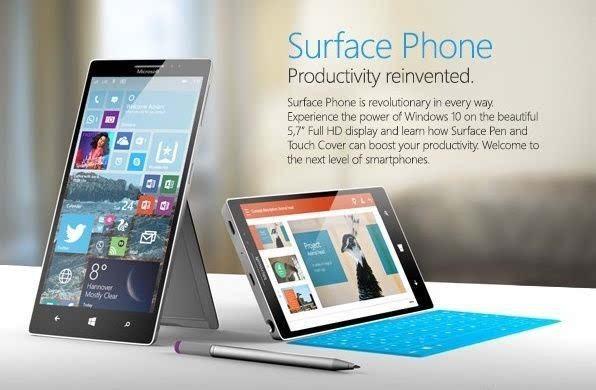 微软屏幕指纹识别专利曝光 或将支持 Surface Phone