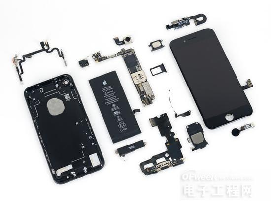 iPhone 7卖一台可再造三台 比三星S7低!
