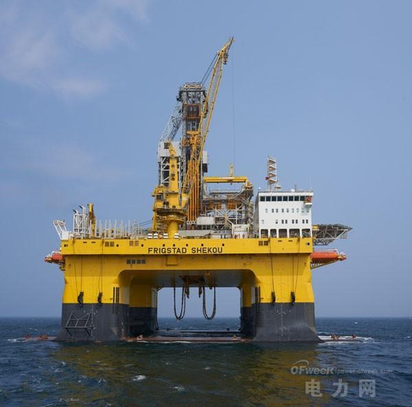 西门子为全球首座最先进的深海钻井平台提供动力系统