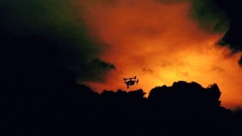 无人机与反无人机之战:一场无休止的猫鼠游戏