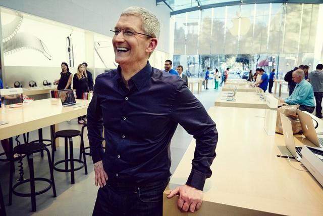 库克承诺兑现:苹果中国研发中心落户北京中关村