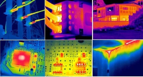 智能监控红外热成像技术在无损检测领域的应用