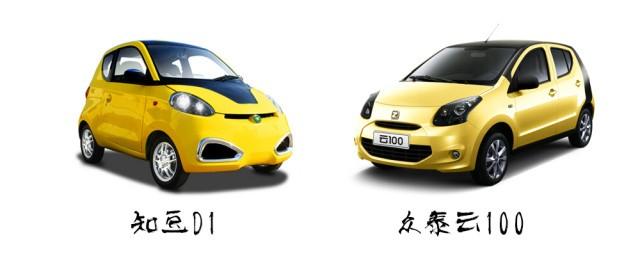 屌丝逆袭,众泰云100带领A00级小车搅局新能源