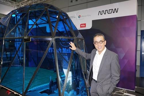艾睿电子全力协助开发第一辆香港设计的概念电动车